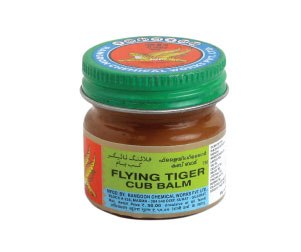 Rangoon Chemicals - Flying Tiger Balm is the pain reliever balm which can be used for back pan, joint pain, muscle pain, etc